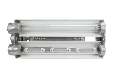 explosion proof led light fixtures larson electronics releases an explosion proof led light
