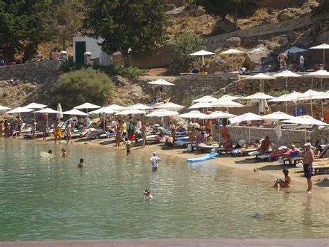 turisti per caso rodi baia di lindos viaggi vacanze e turismo turisti per caso