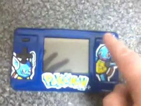 ds gameboy mod nintendo ds to gba mod custom painted gameboy pokemon blue