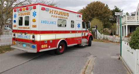 cape cod ambulance unwelcomed at kennedy compound hyannis news