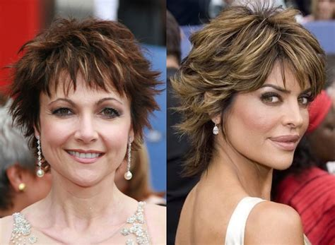 17 best images about hairstyles for women over 60 17 short shaggy hairstyles for women over 50 feed