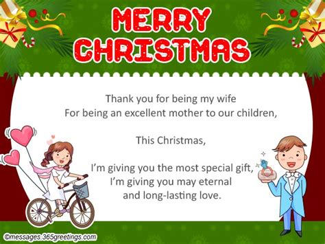 printable christmas cards for your wife christmas messages for wife 365greetings com