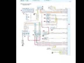 peugeot 206 wiring diagrams youtube