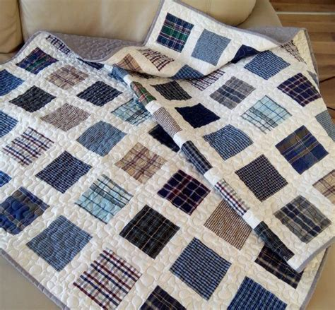 pattern for shirt and tie quilt 25 best ideas about shirt quilts on pinterest quilting