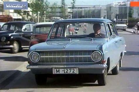 opel car 1965 imcdb org 1965 opel rekord 6 4 t 252 rig a in quot unser doktor