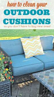 How To Clean Patio Chairs How To Clean Outdoor Cushions And Save Your Money 4 Real