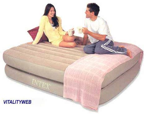 queen size blow up bed inflatable queen size bed intex air mattress blow up w