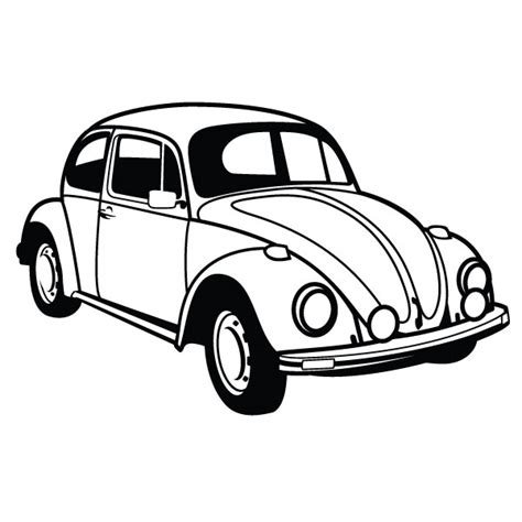volkswagen beetle clipart bettle car clipart