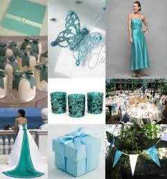 turquoise wedding turquoise wedding colour scheme moody monday the wedding community