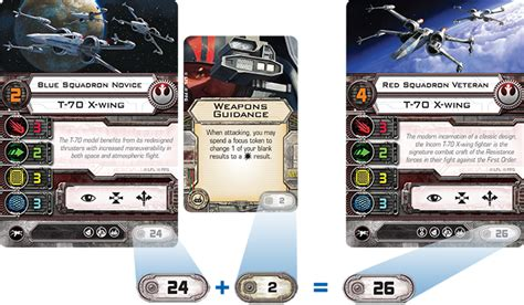 x wing upgrade card template your ships flight