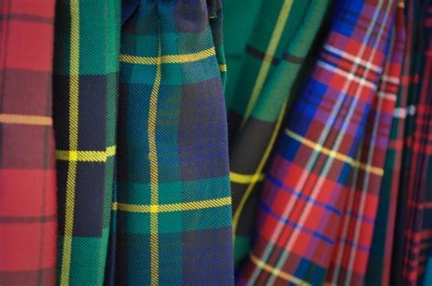 pattern colorful kilt 10 signs that your clothes are stuck in the 1990s