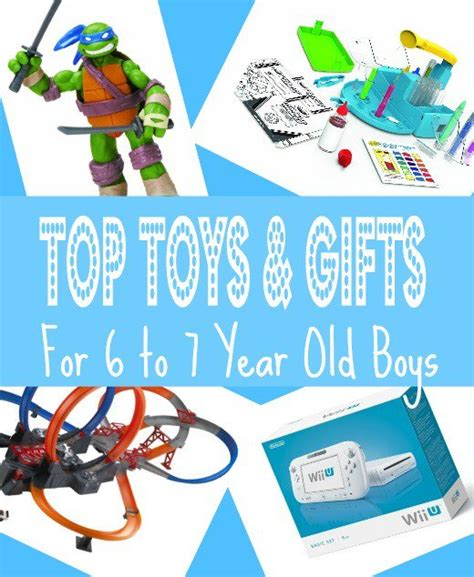 christmas gifts for 7 year old boys best toys gifts for 6 year boys in 2013 top picks for birthday and 6 7 year olds
