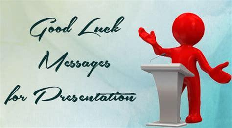 good luck messages    message