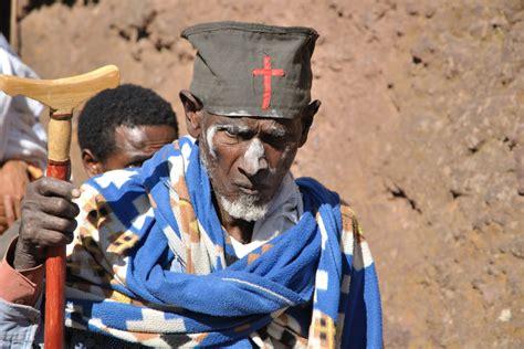 coptic monk trip to lalibela during coptic christmas in ethiopia tour