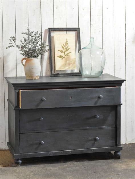 vintage hand painted chest of drawers antique hand painted victorian chest of three drawers
