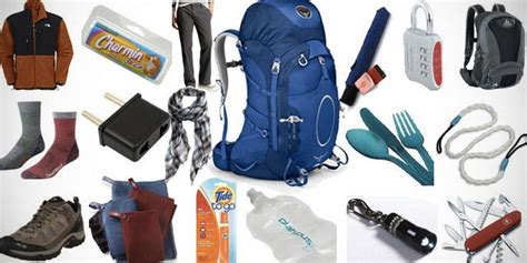 what to pack for europe backpacking europe packing list travel europe packing guide
