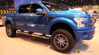 Ford Ftx 2015 Ford F150 Ftx Edition By Tuscany Exterior And