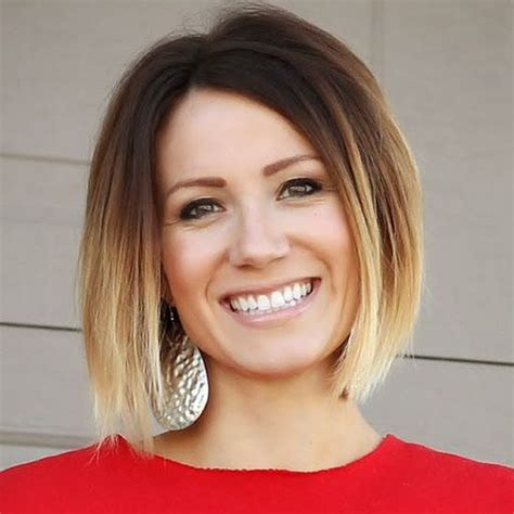 good hair lenght at 63 22 hottest ombre bob hairstyles latest ombre hair color