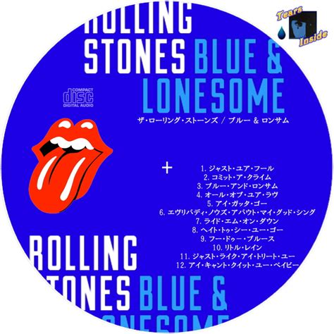 Cd The Rolling Stones Blue Lonesame the rolling stones blue lonesome ザ ローリング ストーンズ ブルー
