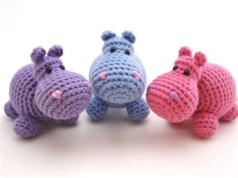 free pattern amigurumi hippo hippos 71 amazing amigurumi creations that you ll fall