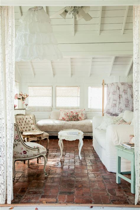 Home Interiors Candles the prairie by rachel ashwell shabby chic sunroom by