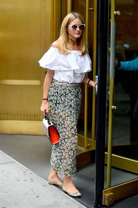 olivia palermo 2015 olivia palermo casual style out in nyc august 2015