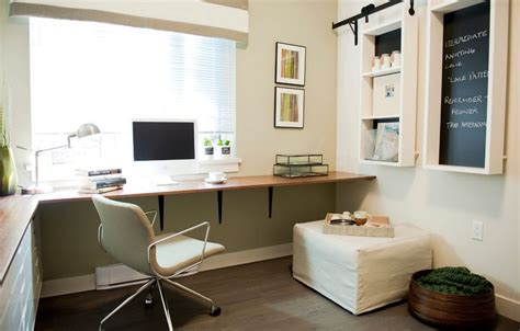 Office Desk Ideas embrace minimalism shelf desks with discerning designs