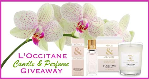 L Occitane Giveaway - l occitane giveaway scented candle fragrance