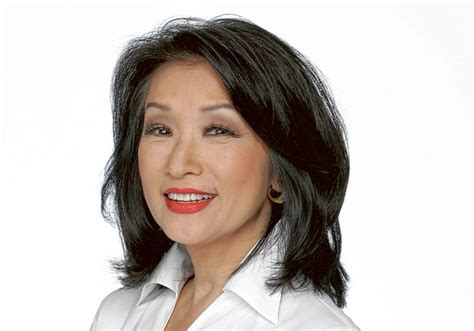 Size Of Three Car Garage connie chung at leadership dinner local news times