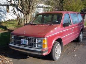 curbside classic 1984 dodge caravan the about cars