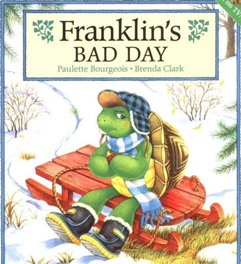 franklin s day classroom freebies franklin s bad day character analysis