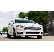 Ford We'll Sell Fully Autonomous Cars By 2021 With No