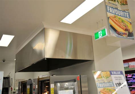 Kitchen Exhaust Air Velocity Ventilation Gold Coast Industrial Commercial