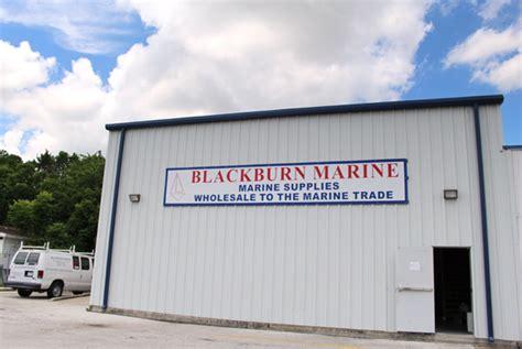 Blackburn Plumbing Supplies - blackburn marine serving the boating industry since 1967