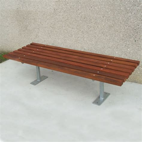timber bench seating standard bench seat draffin