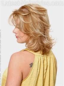 back viewof shag hairdstyles back view of shag hairstyles hairstylegalleries com
