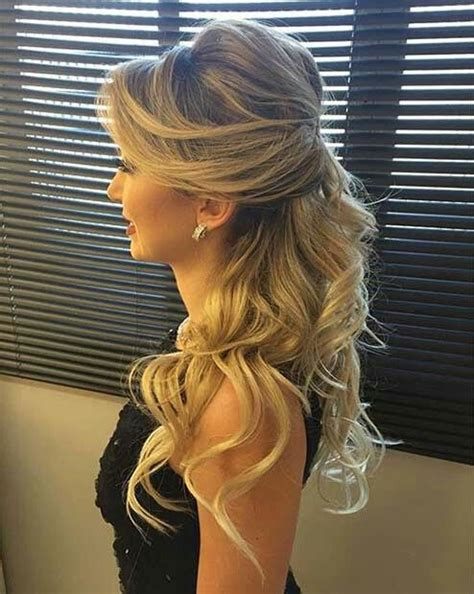 Sweet Sixteen Hairstyles by Sweet 16 Hairstyles Te Sa 231 Stilleri Mezuniyet