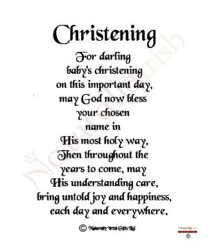 Wedding Anniversary Wishes For Godparents by Baptism Bible Quotes For Baby Quotesgram