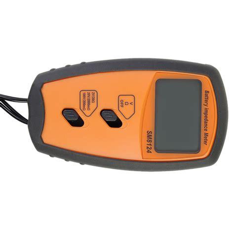 resistenza interna batteria batteria sm8124 resistenza interna voltmetro