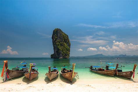 krabi best beaches amazing scenery and beaches of krabi thailand goway