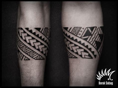 polynesian armband tattoo polynesian armband by barak sabag kipodd gmail