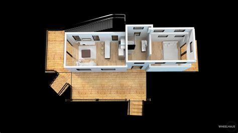 caboose floor plans flat roof caboose wheelhaus
