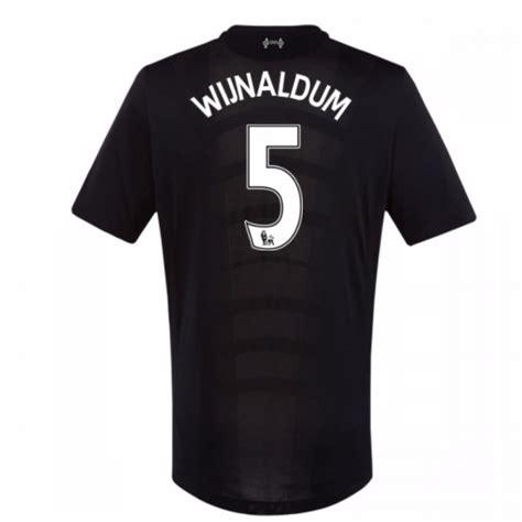 Polo Shirt Liverpool 02 2016 17 liverpool away shirt wijnaldum 5