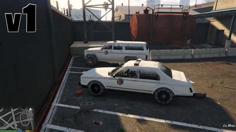 rare cars in gta 5 rare police vehicles spawn naturally gta5 mods com
