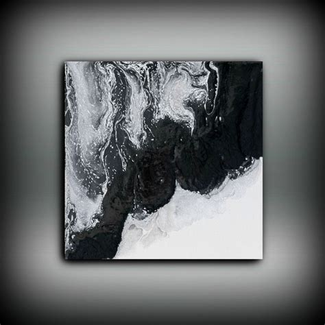 black white abstract decorative art posters at fine art painting wall decor prints canvas art abstract