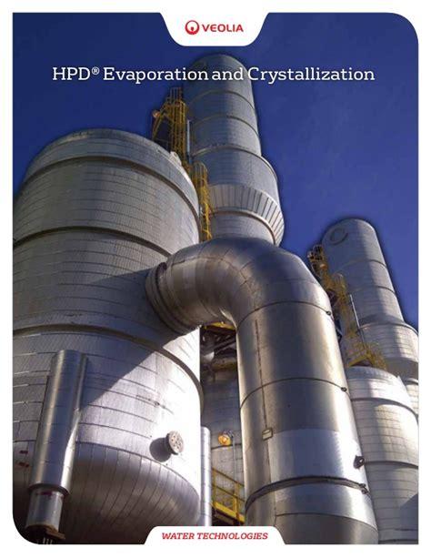 Hpd Search Veolia Hpd Evaporation Crystallization