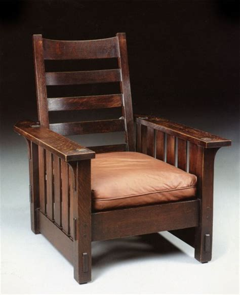 stickley morris chair plans interior design style arts and crafts mjn and