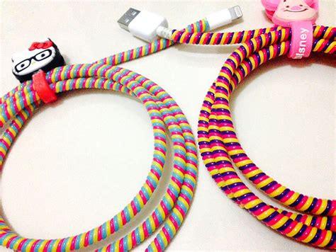 Pelindung Hp Samsung jual pelindung kabel cord protector iphone dan samsung