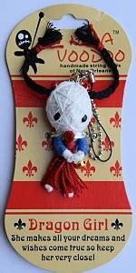 Nola Voodoo Handmade String Dolls - nv dolls