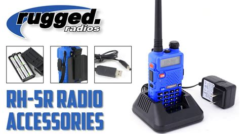 rugged radios rugged radios rh 5r accessories